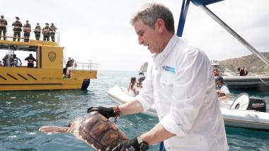 Colombia se adhirió al Pacto de los Océanos, anuncia ministro de Ambiente