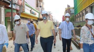 Gobierno destaca plan de reactivación económica en Montería