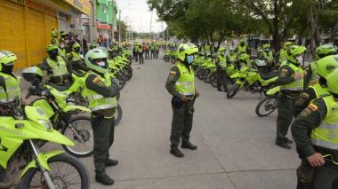 Cámara archivó reforma policial