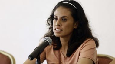 El Salvador: Sara Rogel pide justicia para mujeres encarceladas por aborto