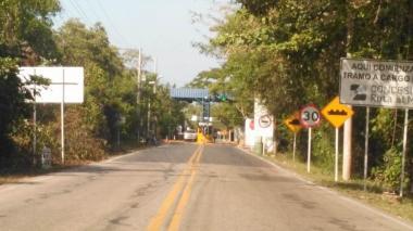 Peaje La Caimanera en Sucre será reubicado