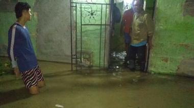 Inundaciones en Zona Bananera, Ciénaga y El Banco