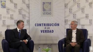 """""""Los 'Falsos positivos' fueron una vergüenza nacional"""": expresidente Santos"""