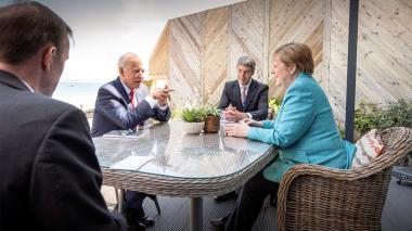 El G7 acuerda masivo plan global de infraestructura