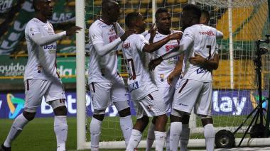 Deportes Tolima es el otro finalista de la Liga