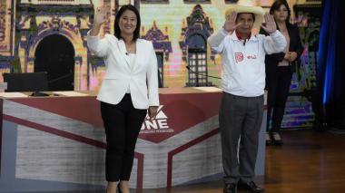 Keiko Fujimori plantea auditoría a la Oficina Nacional de Procesos Electorales