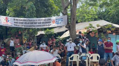 Defensoría del Pueblo supervisa diálogos con mineros artesanales en Córdoba