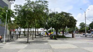 Dos personas resultaron quemadas en el norte de Barranquilla