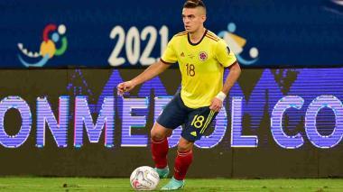 Rafel Santos Borré, el jugador de la Selección Colombia más buscado en Google