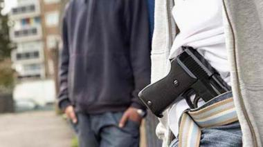 Presidencia presentó proyecto para prohibir venta y porte de armas traumáticas