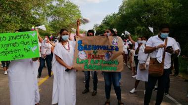 La misteriosa desaparición de madre e hija en Río Seco, Cesar