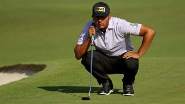 Juan Sebastián Muñoz, con todo al US Open de Golf