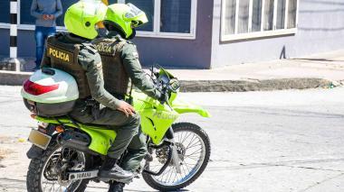 Dos policías heridos tras ataque armado en Buenavista, sur de Córdoba