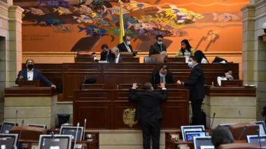 "Catorce senadores dijeron ""no"" a la cadena perpetua en Colombia"
