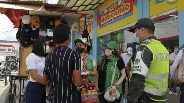 Realizan búsqueda de niños en riesgo de trabajo infantil en Montería