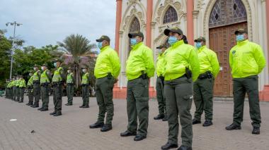 Activan escuadrón contra atracadores en Barranquilla