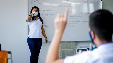 """""""Solo se pagará a educadores que trabajen presencialmente"""": Mineducación"""