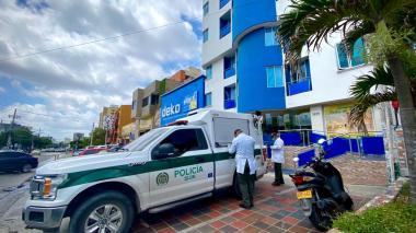 Encuentran cadáver de un hombre en hotel de Barranquilla