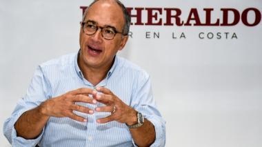 Entrevista con el ex ministro de Hacienda Juan Carlos Echeverry