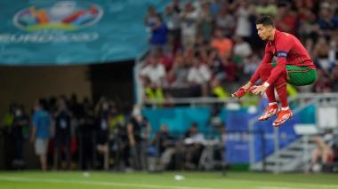 Cristiano Ronaldo, a un gol de ser el mayor goleador internacional