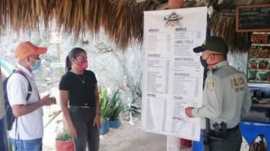 Estos son los precios que le deben cobrar si visita las playas de Santa Marta