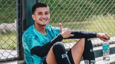 Yeison Guzmán se excede en exigencias y ya no viene a Junior