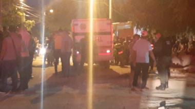 Asesinaron a 'El Diablito' en peluquería de Santa Marta