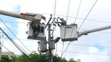 Este jueves realizarán reposición de redes en sectores de Paraíso y San José