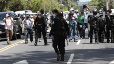 Familiares de opositores en Nicaragua reclaman por sus derechos humanos