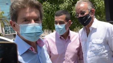 Reunión de exgobernadores: la cita será en Cartagena