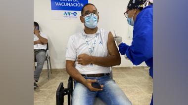 Air-e, entre las empresas del país que vacunarán a sus trabajadores