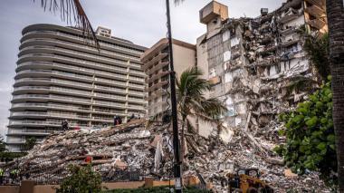 Informe de 2018 advirtió de daños estructurales en edificio derrumbado