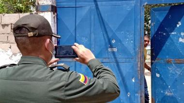 Investigan móviles de atentado a casa del alcalde de Malambo