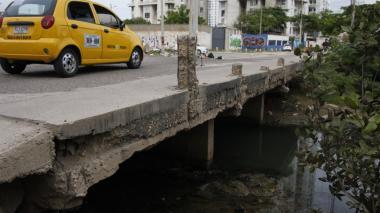 Abren licitación para rehabilitar Puente Benjamín Herrera de Cartagena