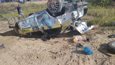 Tres personas mueren en accidente de tránsito en Manaure, La Guajira