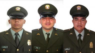 150 millones de recompensa por información sobre policías asesinados en Cesar