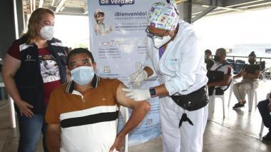 Inicia vacunación de población carcelaria en Barranquilla