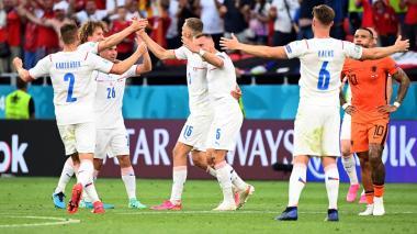 República Checa eliminó a Países Bajos y consumó la sorpresa de la Euro