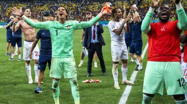 """""""Lo que ha hecho el equipo es una locura"""": Yann Sommer"""