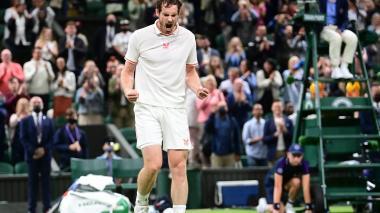 Andy Murray ganó en Wimbledon después de cuatro años