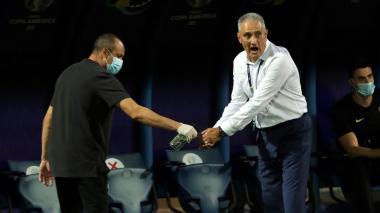 Tite sugiere a la Conmebol escuchar a seleccionadores para mejorar el fútbol