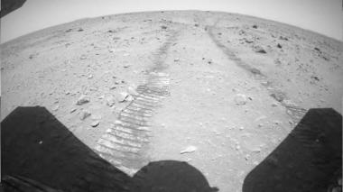 robot chino explora Marte