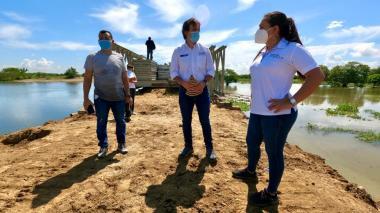 Siete Puentes de la Paz ya están en servicio en Bolívar
