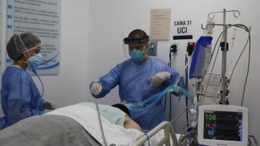 Casos de coronavirus en Colombia el 29 de junio de 2021