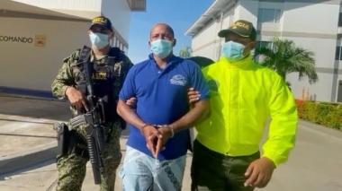 Cae 'el Puma', presunto cabecilla del narcotráfico del Clan del Golfo