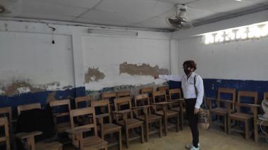 """""""No hay garantías en 48 colegios de Cartagena para retornar a presencialidad"""""""