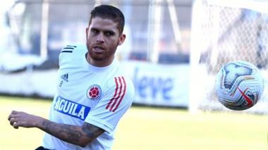 """""""Vamos a llegar con el motor 100% al partido ante Uruguay"""": Cuéllar"""