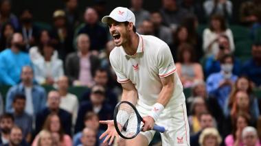 Andy Murray volvió a ganar en Wimbledon