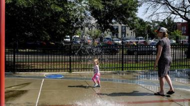 Ola de calor en EE. UU. deja al menos cinco personas muertas