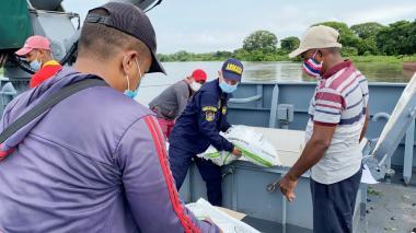 La travesía Navegando al Corazón del Magdalena sigue su marcha
